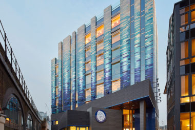 ACM Sandwich Panels and Architectural Building Pressings London